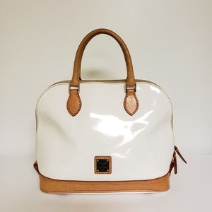 Dooney & Bourke Leather Satchel